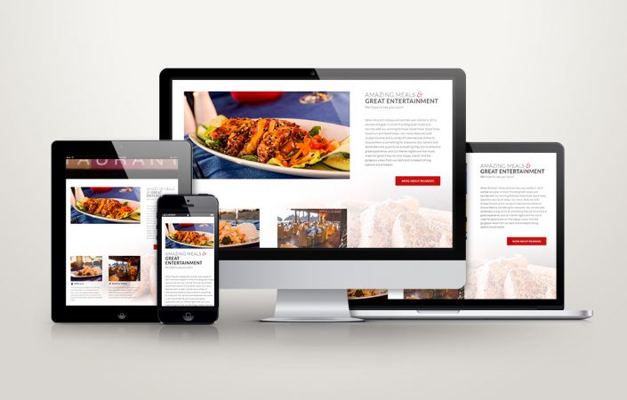Restaurant website developer Aruba