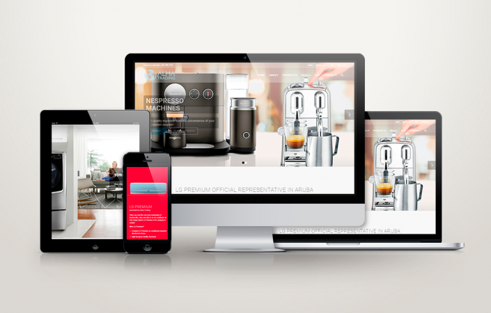 Wholesaler website Design web developer agency